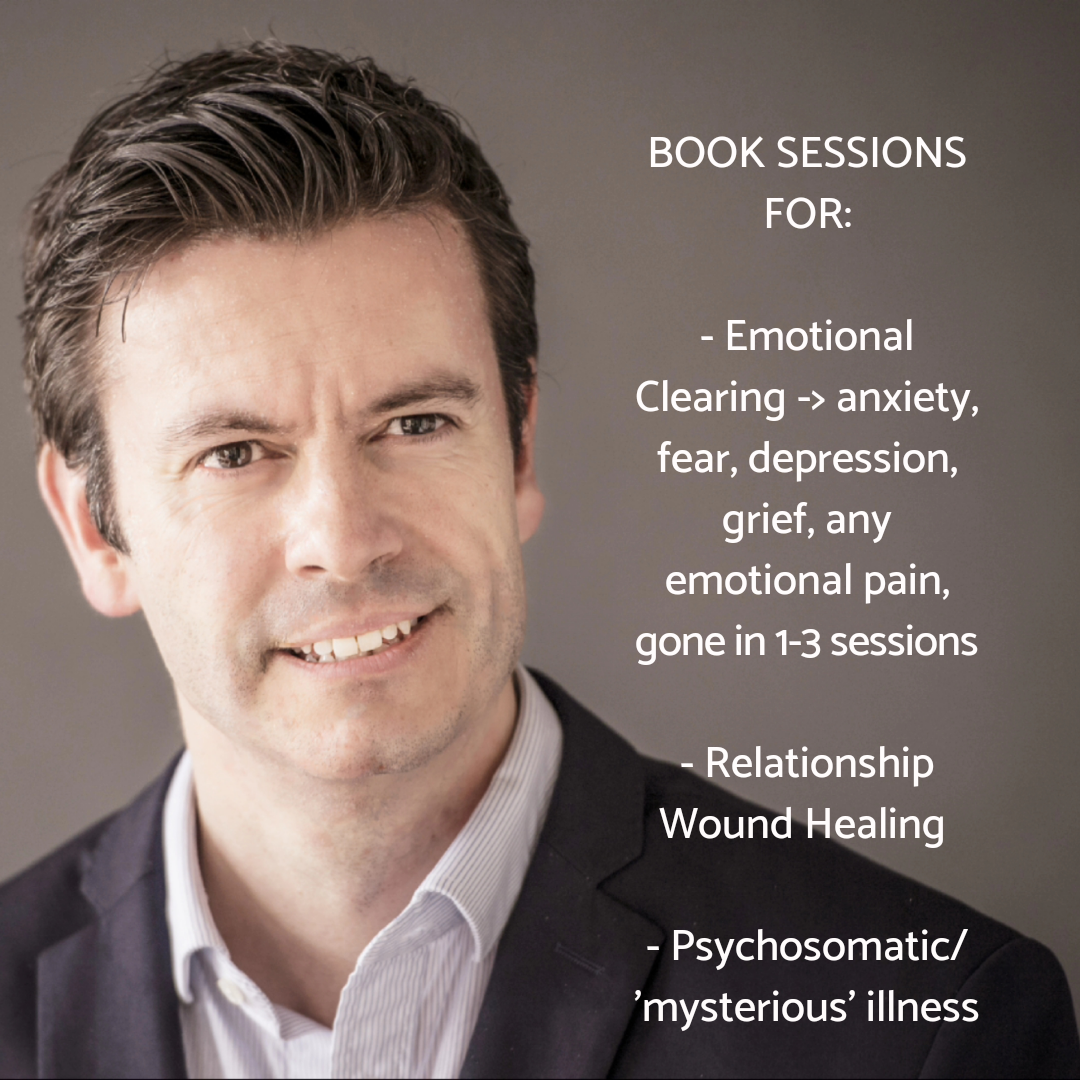 Dan Sainsbury Transformational Psychology And MindBody Healing